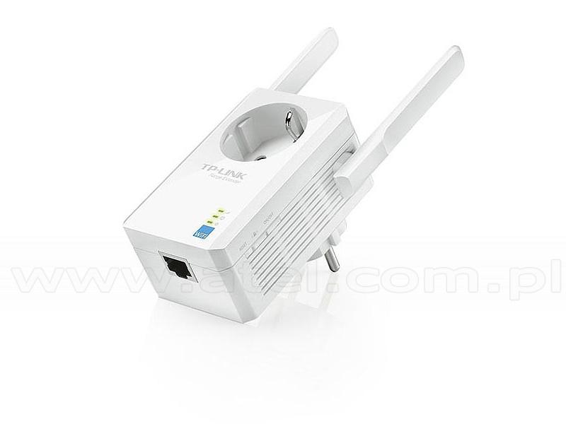 300Mbps Wireless Range Extender (TP-Link TL-WA860RE)