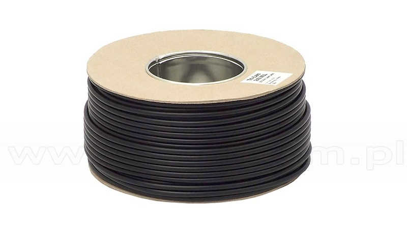 RF240 coaxial cable, 50 Ohm, 100m
