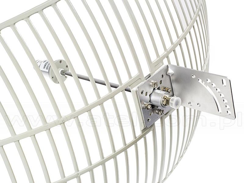Outdoor Grid Parabolic Antenna 30dbi 5 Ghz Ap F5g30
