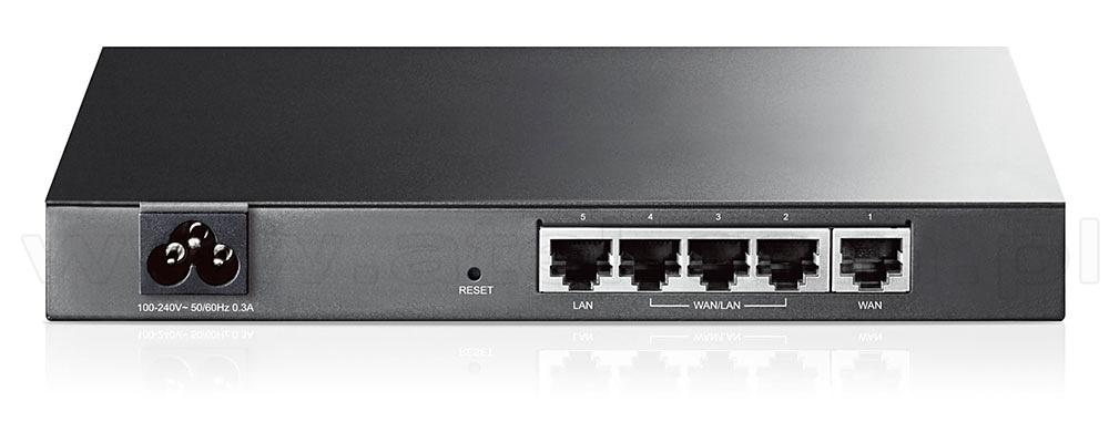 Tp-link Safestream Tl-r600vpn User Manual