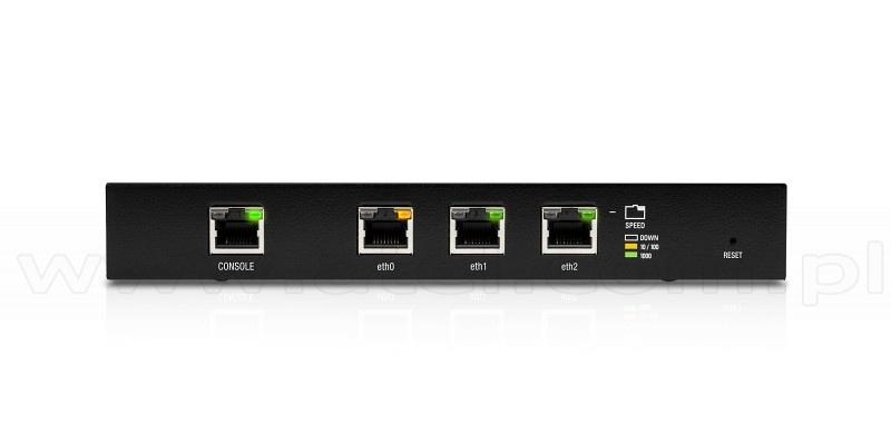 Router EdgeRouter Lite, 3x 10/100/1000 RJ-45 (Ubiquiti ERLite-3)